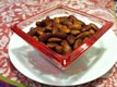 Pan-Roasted Coriander and Chili Almonds