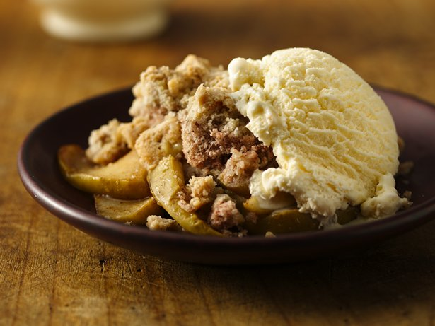 Gluten Free Apple Crisp 