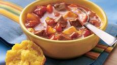 Bacon-Chili Beef Stew Recipe