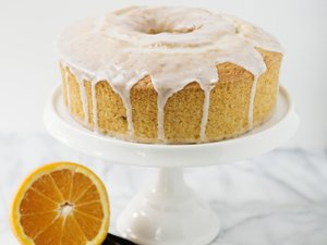 Orange&#32;Vanilla&#32;Yogurt&#32;Pound&#32;Cake