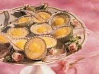 Miniature Lemon Cheese Tarts