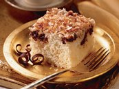 Cappuccino-Chocolate Coffee Cake