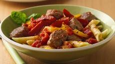 Italian Sausage and Pepper Stew Recipe