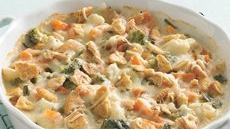 Swiss Vegetable Casserole Recipe
