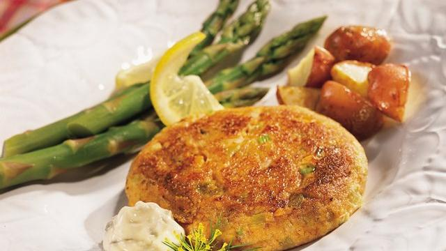 Salmon Cakes