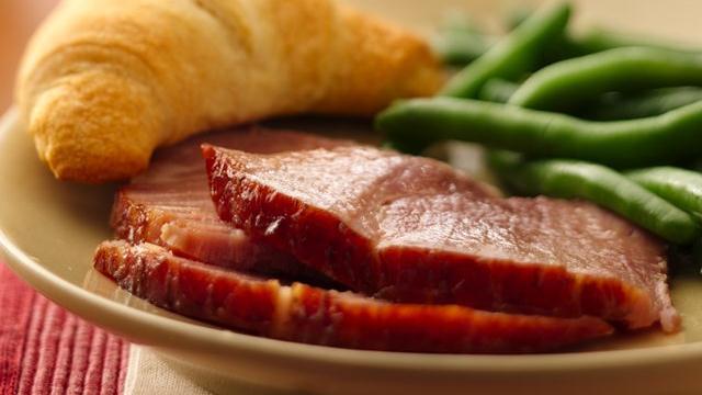 Slow Cooker Honey-Dijon Ham