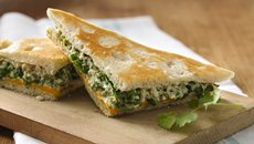 Cilantro Tuna Melts  Recipe