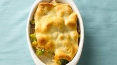 Chicken-Broccoli au Gratin Recipe