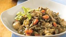 Slow Cooker Turkey-Wild Rice Casserole Recipe