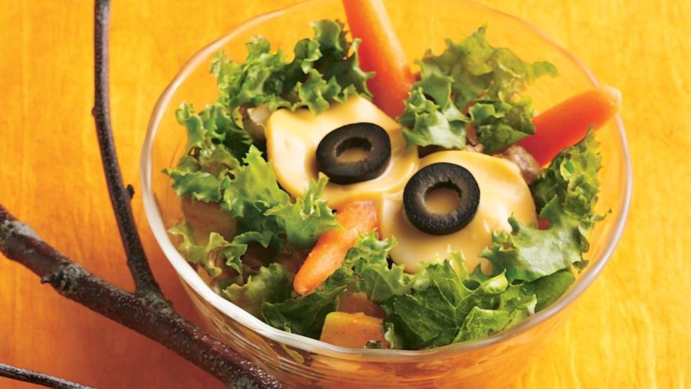 Hoot Owl Taco Salads