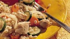 Chicken and Veggies with Bulgur Recipe