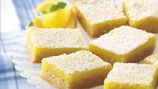 So-Easy Lemon Bars Recipe