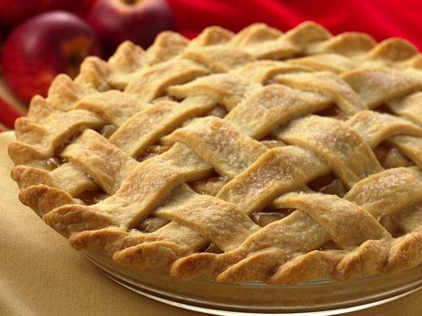 Apple pie recipe crust