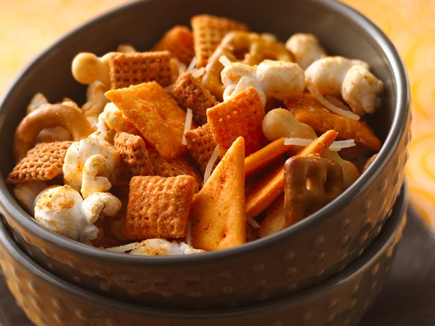 Red Hot Chex Mix