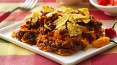 Layered Mexican Casserole Recipe