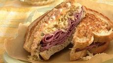 Reuben Sandwiches Recipe