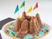 Knight&#39;s Castle Cake