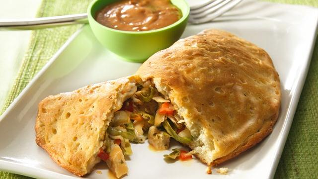 Grands! Thai Chicken Calzones