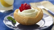 Lemon Supreme Biscuit Cups Recipe