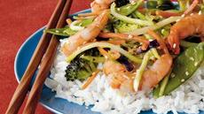 Easy Shrimp Stir-Fry Recipe