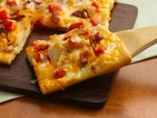 Chicken &#39;n Bacon Ranch Pizza