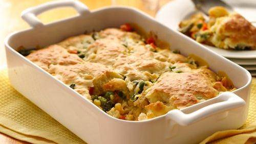 Bisquick Pot Pie Recipes - Betty Crocker