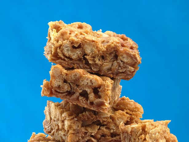Honey Nut Stacks of Snacks