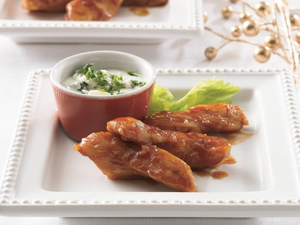 Boneless Buffalo Chicken Appetizers