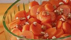Maple-Pecan Carrots Recipe