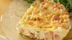 Hickory Ham and Potato Frittata Recipe