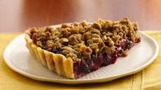 Berry Delicious Crumble Tart Recipe
