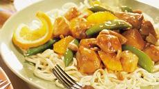 Teriyaki Chicken and Pasta Recipe