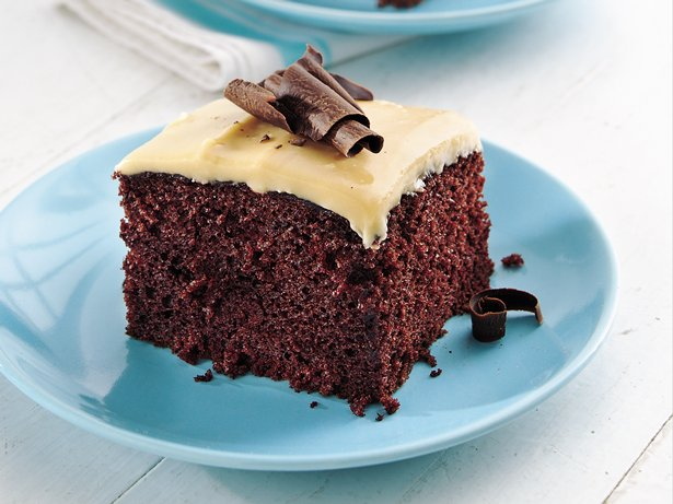 Mexican Chocolate Cake recipe from Betty Crocker