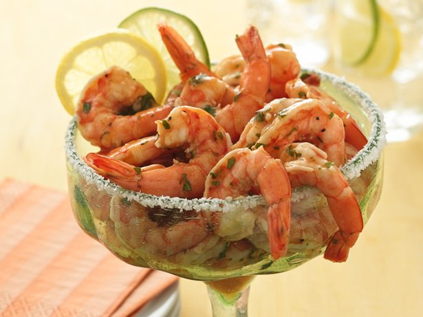 Margarita Shrimp Cocktail