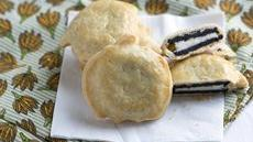 Cookie Stuffed Pies Recipe
