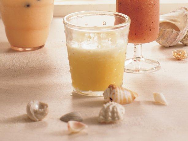 Orange-Pineapple Smoothie