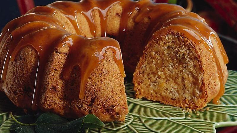 Harvest Pound Cake