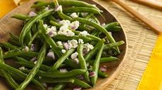 Green Beans with Feta Recipe