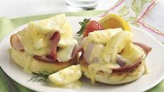 Brunch Ham and Egg Muffins Recipe