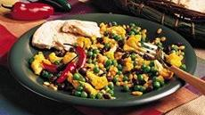 Indian Split Peas with Vegetables Recipe