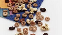 Cheerios Cinnamon-Popcorn Snack