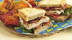 Grilled Chicken BLT Sandwiches Recipe