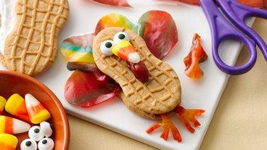 Fruity Feather Turkey