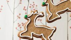 Reindeer Spice Cookies Recipe