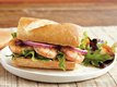 Grilled Shrimp Poboy