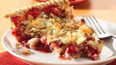 Almond Macaroon-Cherry Pie Recipe