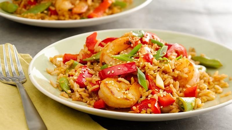 Sriracha And SPAM Fried Rice Recipes — Dishmaps