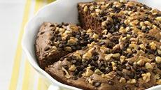 Chocolate Zucchini Snack Cake Recipe