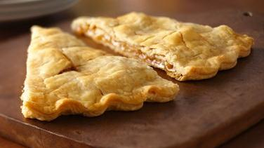Easy Apple Pie Foldover