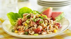 Smoky BBQ Chicken Salad Recipe